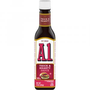 A.1. Thick & Hearty Sauce
