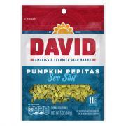 David Pumpkin Pepitas Sea Salt