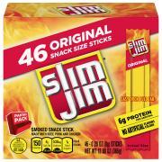 Slim Jim Original Pantry Pack