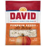 David Pumpkin Seeds
