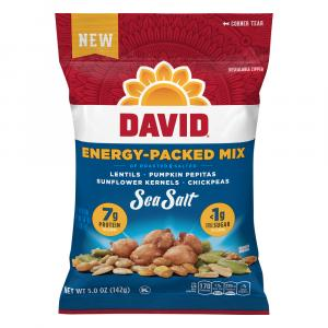 David Sea Salt Energy-Packed Mix