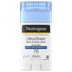 Neutrogena Ultra Sheer Face & Body Stick SPF70