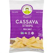 Artisan Tropic Cassava Strips Sea Salt