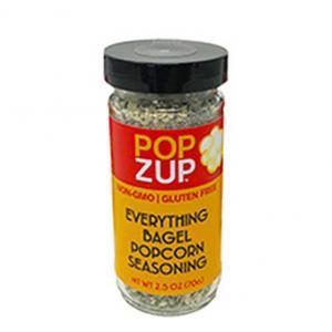 Pop Zup Everything Bagel Popcorn Seasoning