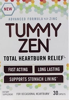 Tummyzen Total Heartburn Relief