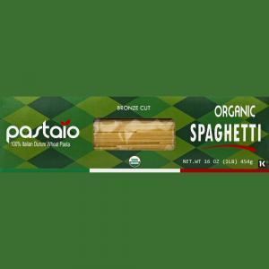 Pastaio Organic Spaghetti