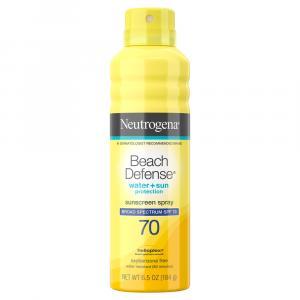 Neutrogena Beach Defense Sunscreen Spf 70 Spray