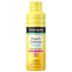 Neutrogena Beach Defense Sunscreen Spf 30 Spray