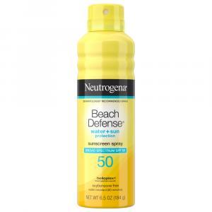 Neutrogena Beach Defense Sunscreen Spray SPF 50