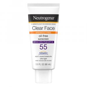 Neutrogena Clear Face Lotion Spf 55