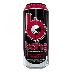 Bang Black Cherry Vanilla
