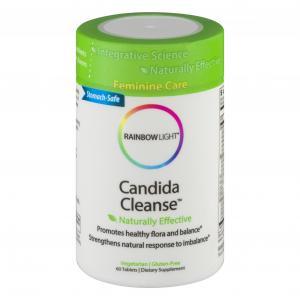 Rainbow Light Candida Cleanse