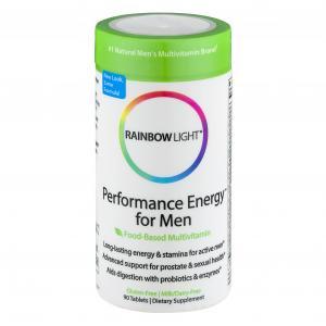Rainbow Light Energy for Men Multivitamin
