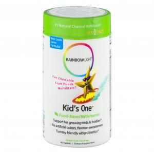 Rainbow Light Kid's One Food-Based Multivitamin