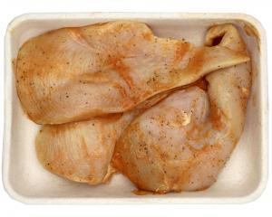 Marinated Backyard BBQ Boneless Chicken Breast