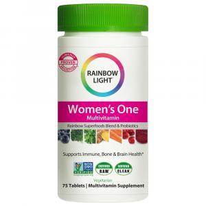 Rainbow Light Women's One Plus Superfoods & Probiotics