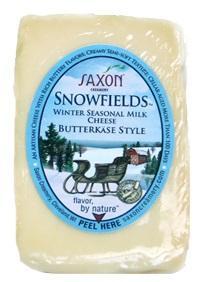 Saxon Creamery Snowfield Butterkase Cheese