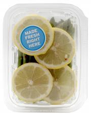 Asparagus Stalks with Lemon Veggie Pack