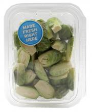 1/2 Brussel Sprouts Veggie Pack