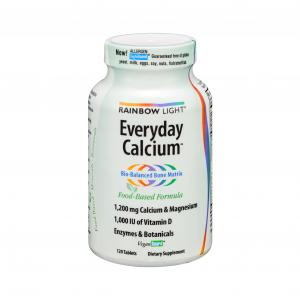 Rainbow Light Everyday Calcium w/Enzymes