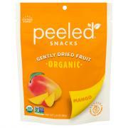 Peeled Snacks Organic Mango Gently Dried Fruit