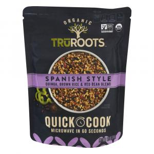 TruRoots Organic Quinoa, Brown Rice & Red Bean Blend