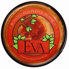 Good Neighbor Roasted Red Pepper Hummus