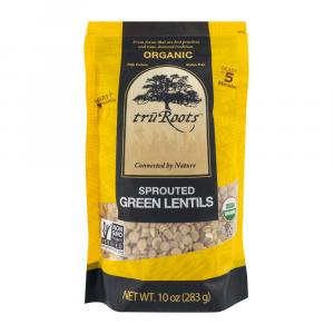 Tru Roots Sprouted Green Lentils