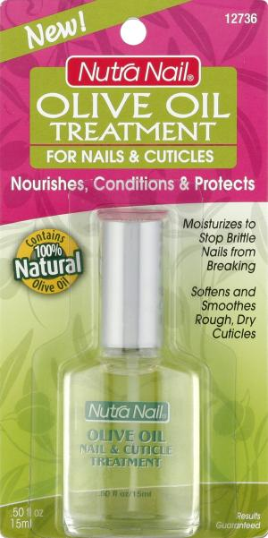 Nutra Nail Olive Oil Treatment