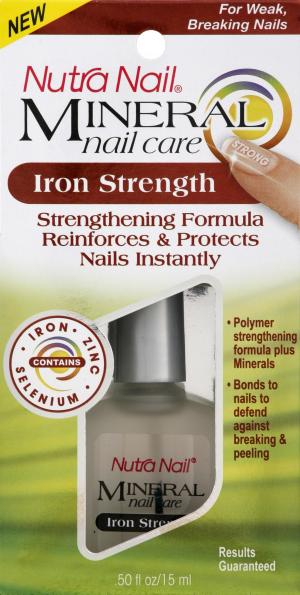 CCA Treatment Mineral Iron Strenght