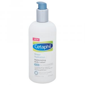 Cetaphil Sheer Hydration Replenishing Body Lotion