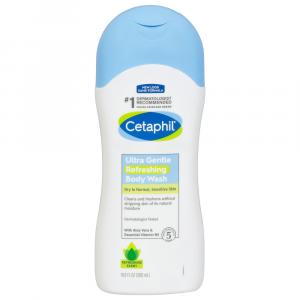 Cetaphil Ultra Gentle Refreshing Body Wash