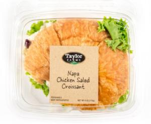 Taylor Farms Homestyle Turkey & Cheese Sandwich