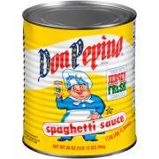 Don Pepino Plain Spaghetti Sauce