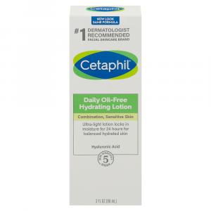 Cetaphil Daily Hydrating Face Lotion With Hyaluronic Acid