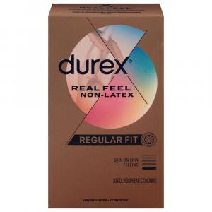 Durex Avanti Real Feel Non Latex Condom