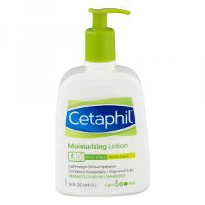 Cataphil Fragrance Free Moisturizing Lotion