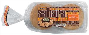 Thomas' Sahara Mini Wheat Pita Bread