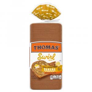 Thomas' Swirl Banana Bread