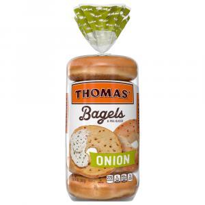 Thomas' Onion Bagels
