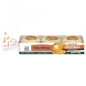 Thomas' Better Start With Omega3 English Muffins