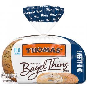Thomas' Everything Bagel Thins
