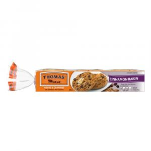 Thomas' Cinnamon Raisin English Muffins