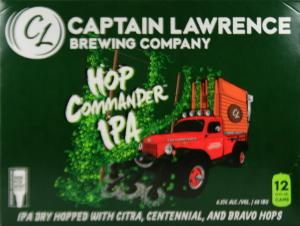 Captain Lawrence Hop Commander Ipa