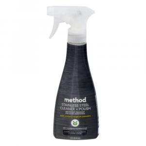 Method Stainless Steel Cleaner + Polish Apple Orchard