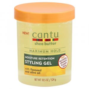 Cantu Shea Butter Maximum Hold Moisture Retention