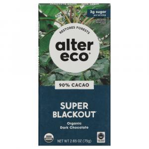 Alter Eco Organic Dark Super Blackout 90%