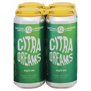 Captain Lawrence Citra Dreams Hazy IPA