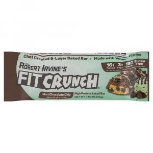 Fit Crunch Mint Chocolate Chip Bar