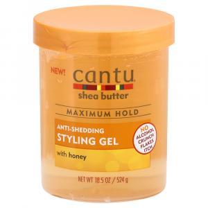 Cantu Shea Butter Maximum Hold Anti-Shedding Styling Gel